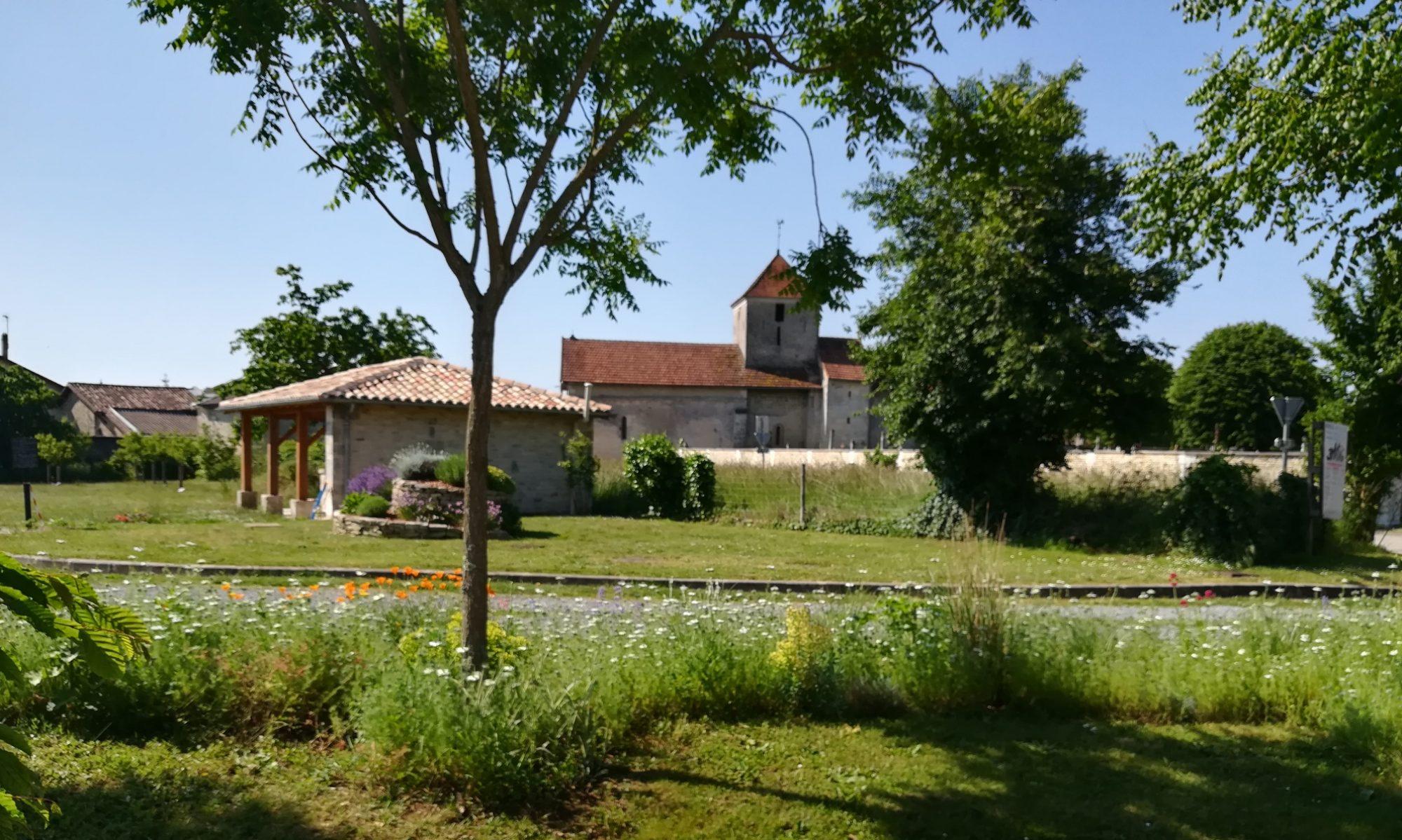 Commune de La Faye - Charente 16700